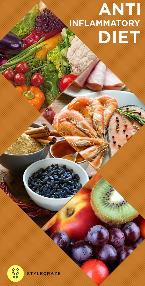 anti inflammatory diet 5 healthy foods to include in your diet food facts
