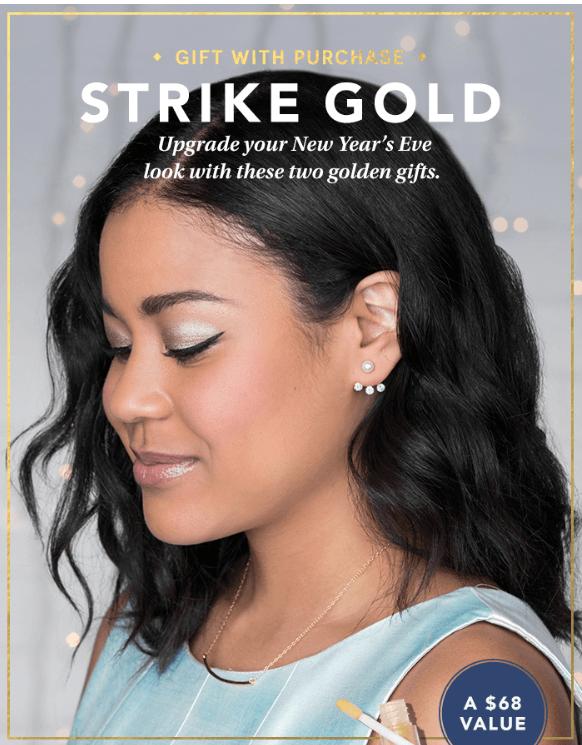 Birchbox Strike Gold Duo Free Gift With Purchase! - http://hellosubscription.com/2015/12/birchbox-strike-gold-duo-free-gift-purchase/ #Birchbox