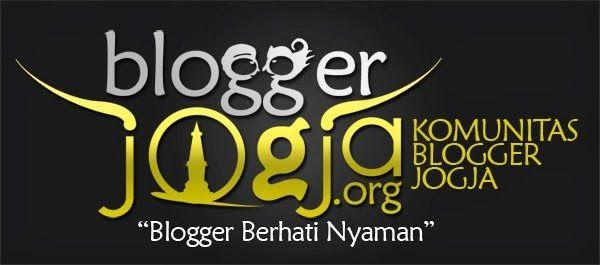 Banner Komunitas Blogger Jogja Berhati Nyaman Kingprimetips Com