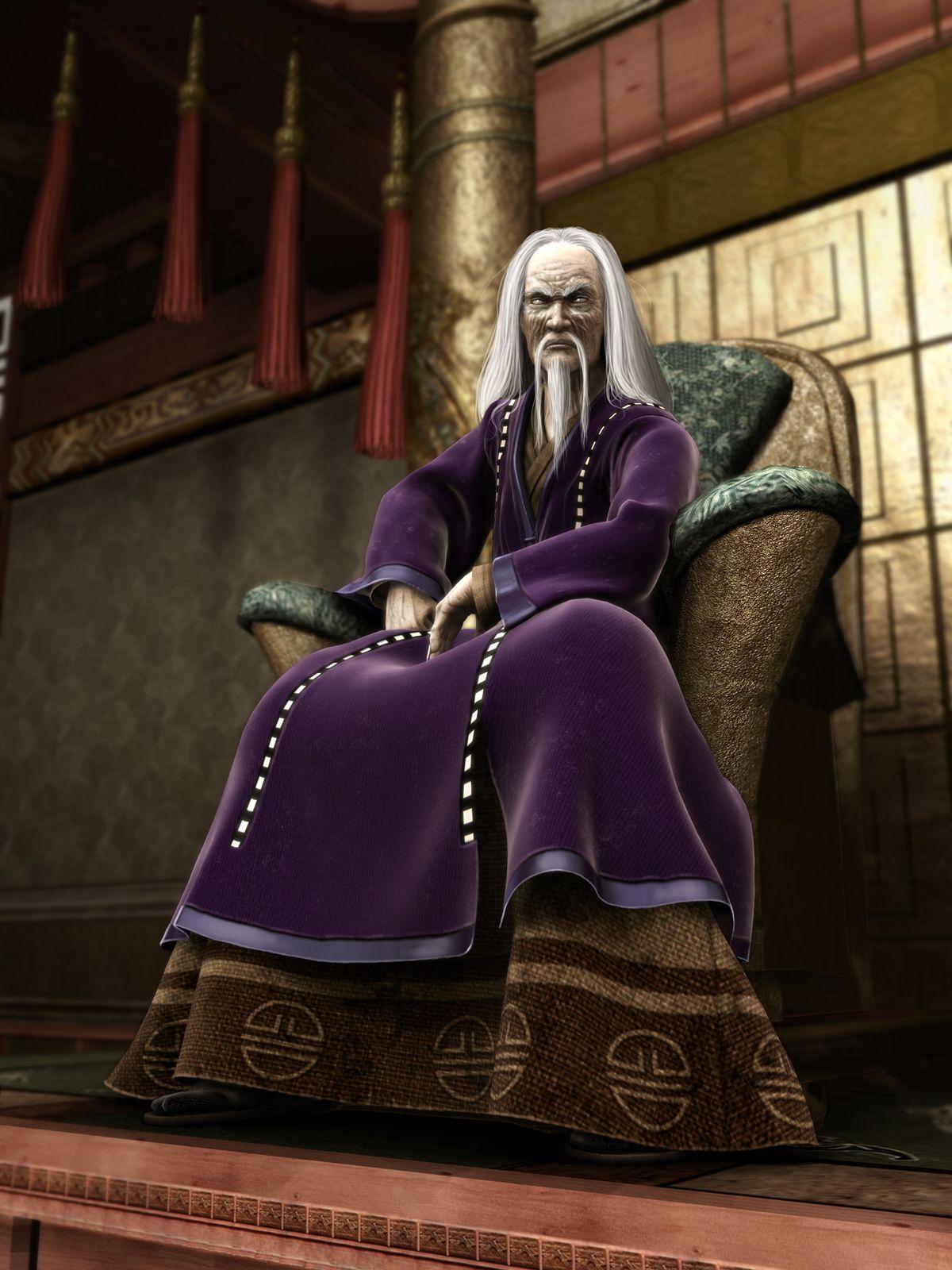 Shang Tsung Mortal Kombat Shaolin Monks Mortal Kombat