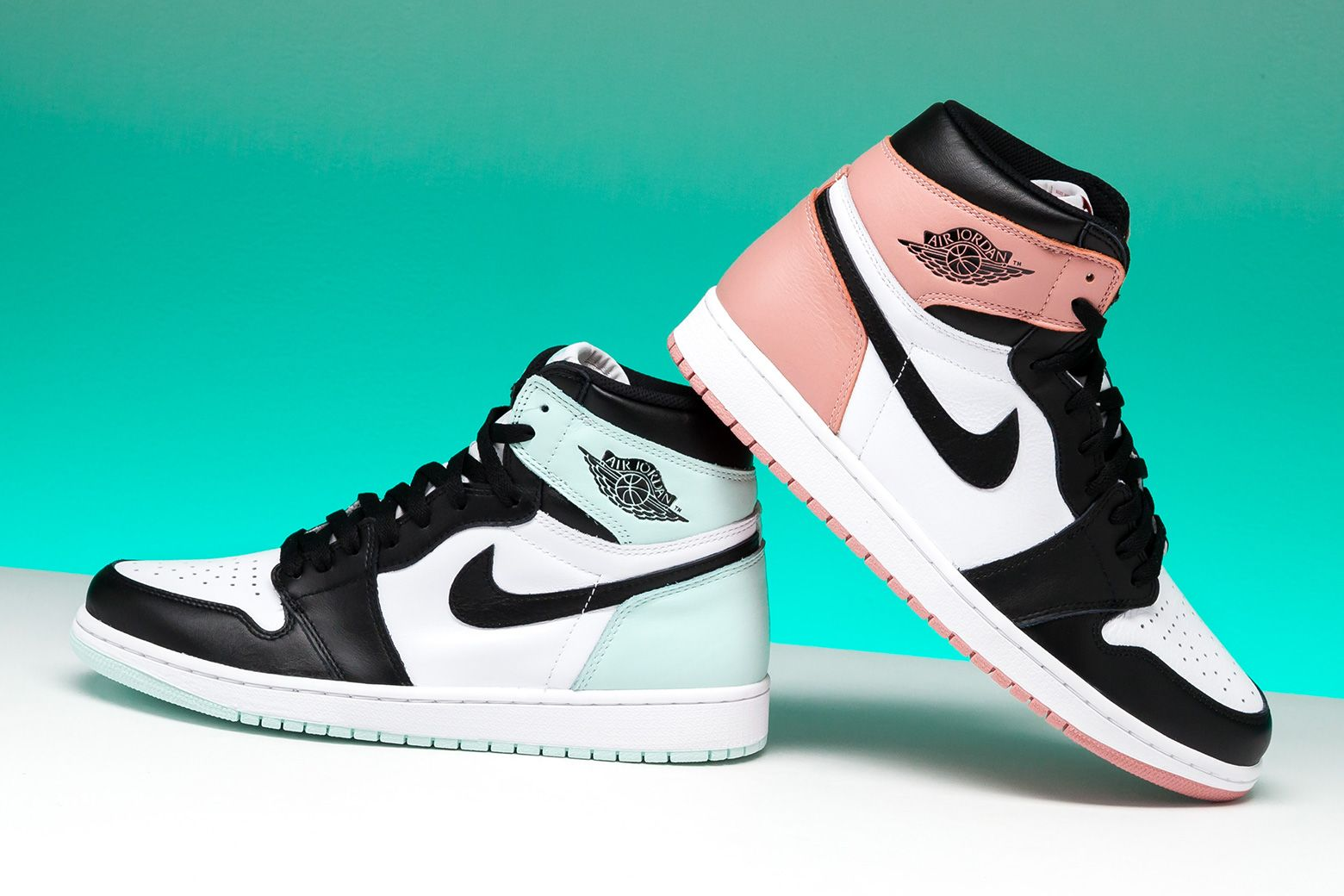 "low priced cabe0 745fb Air Jordan 1 Retro High OG NRG ""Rust Pink"" 