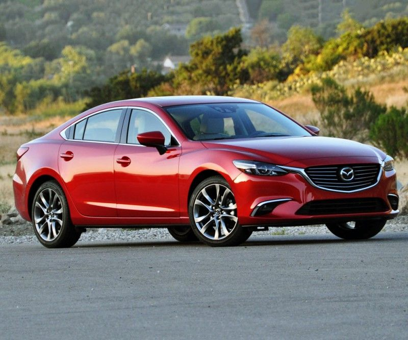 2019 New Mazda 6 Inexpensive cars, Mazda 6, Mazda