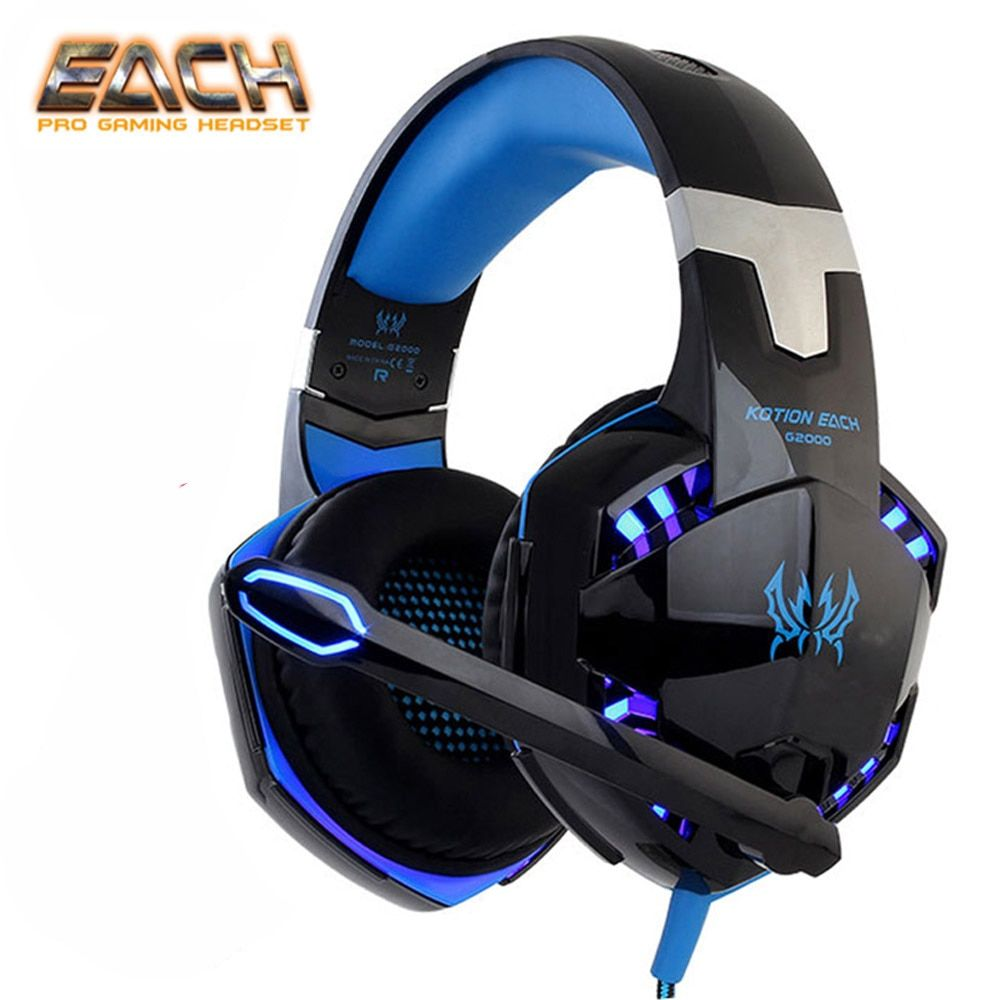 Cheap Headphone Headset Buy Directly From China Suppliers Kotion Each Earphone Gaming Headphones With Microphone Ster Gaming Headset Gaming Headphones Headset