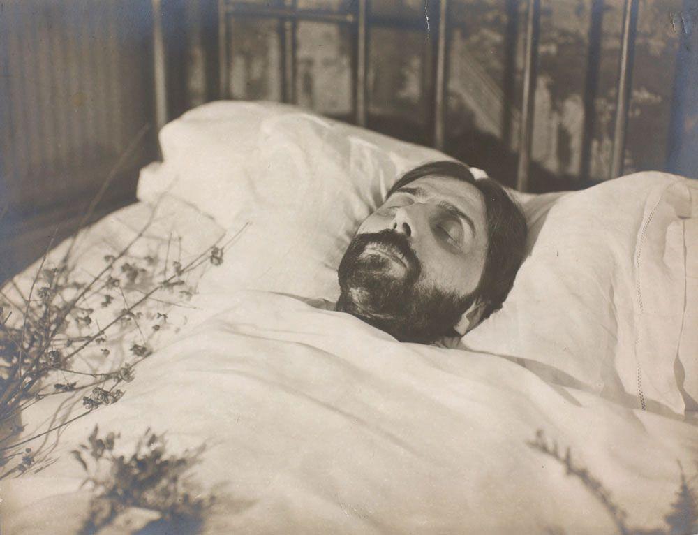 Proust lit de mort emmanuel sougez mus e fran ais de la for La photographie