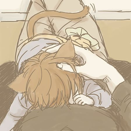 moo (●—●) its Onodera and Takano's hand ?