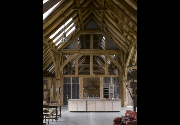 Feeringbury Barn, Essex by Hudson Architects | Miscellaneous | Architects Journal