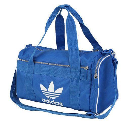 e0454cbf93 adidas Originals Duffle Gym Bag Backpack Unisex Medium Bag Blue Soccer  DH4322  adidas  DuffleGymBag