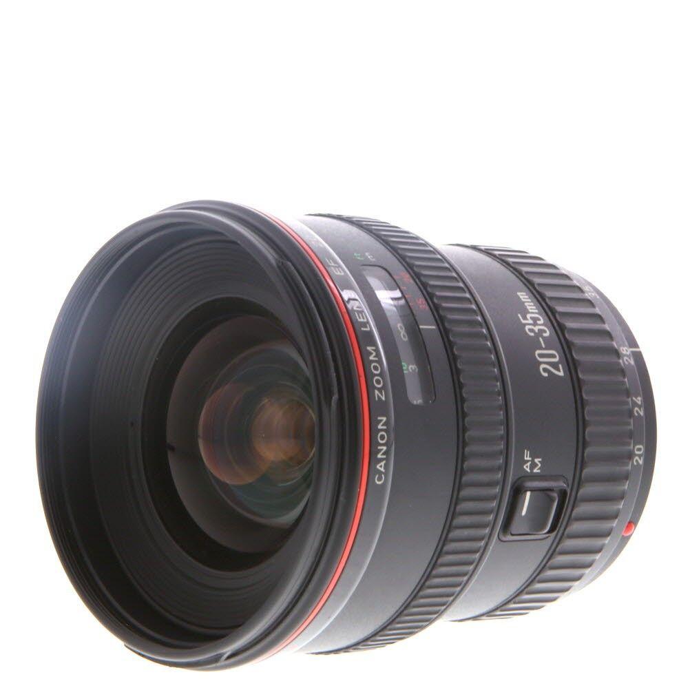 Canon 20 35mm F 2 8 L Ef Mount Lens 72 Lens Ultra Wide Angle Lens Zoom Lens