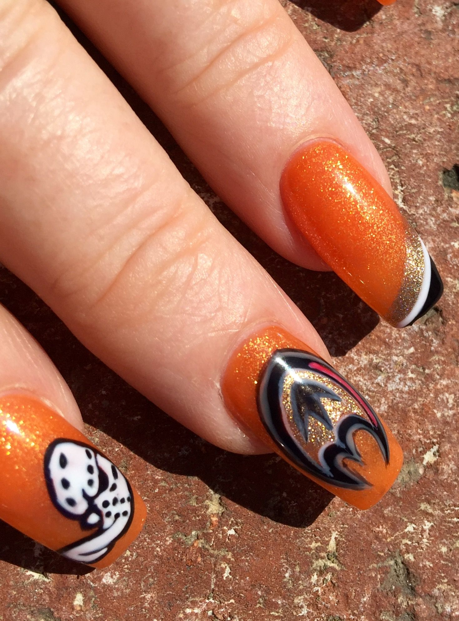 - Pin By Lori Kiser Dinwiddie On Nails Pinterest Duck Nails
