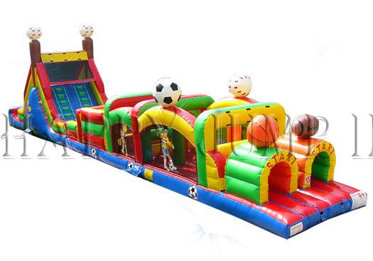 Crazy About Inflatables and Games: This is some serious stuff! Crazy Inflatable