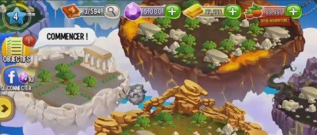 Dragon City Hack Cheats Tool Free Gold and Gems (Dengan