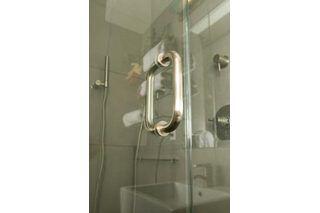 Best Way To Clean Soap Scum Off Shower Doors Hunker Shower Door Cleaner Glass Shower Shower Doors