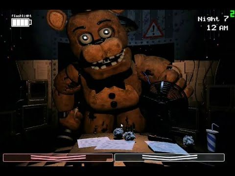 Five Nights At Freddy S 2 Jumpscares Animatronics Youtube With