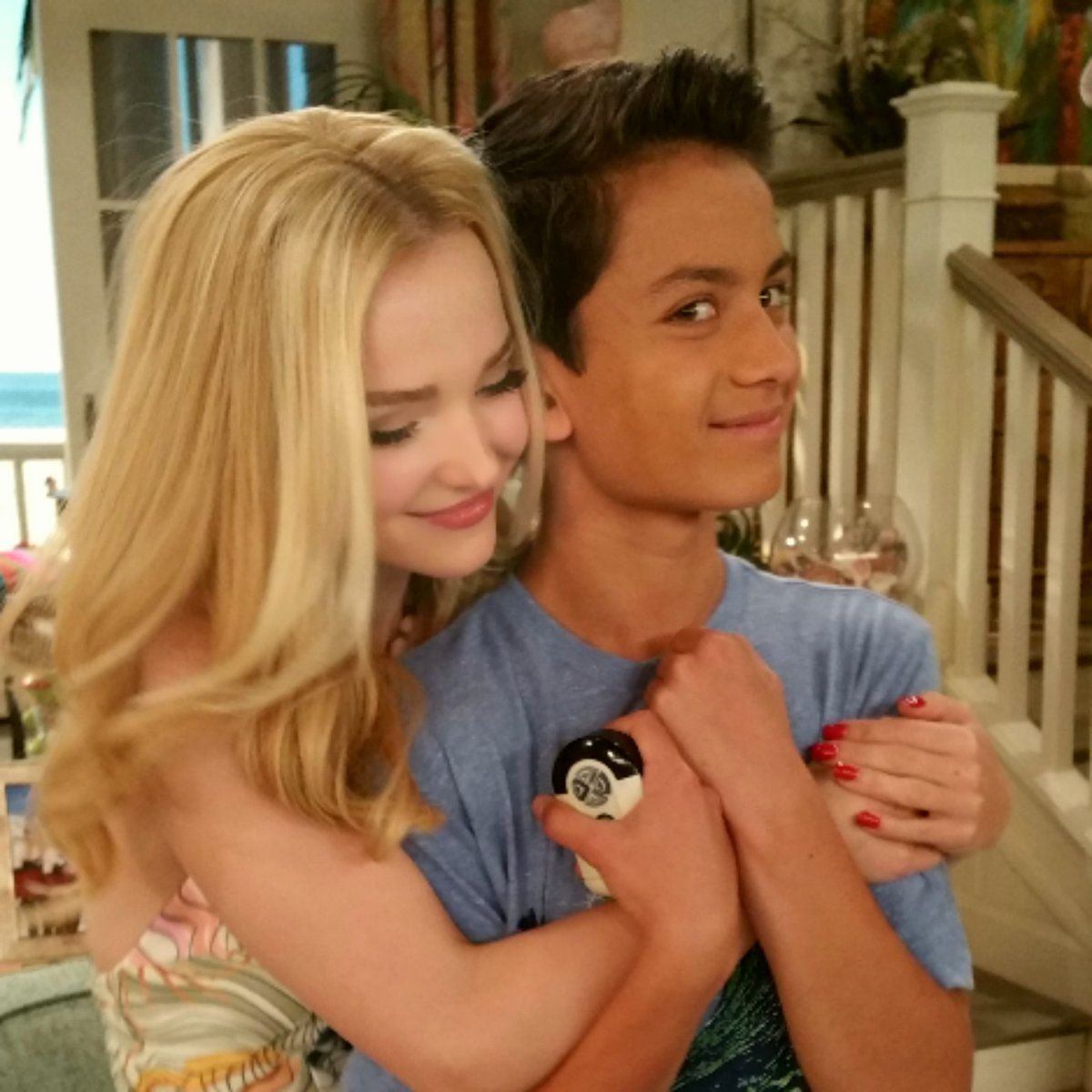 Disney channel coloring pages liv and maddie - See Photos From The Series Finale Of Disney Channel S Liv And Maddie Likely Airing In