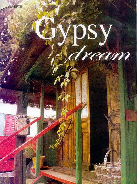 GIpsy Dream by eclectic gipsyland, via Flickr