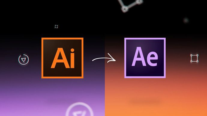 Line Art In After Effects : After effects and illustrator animate line icons paths tutorial