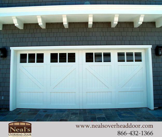 Model Of Craftsman Style Custom Garage Door with Pergola Review - Cool the garage door