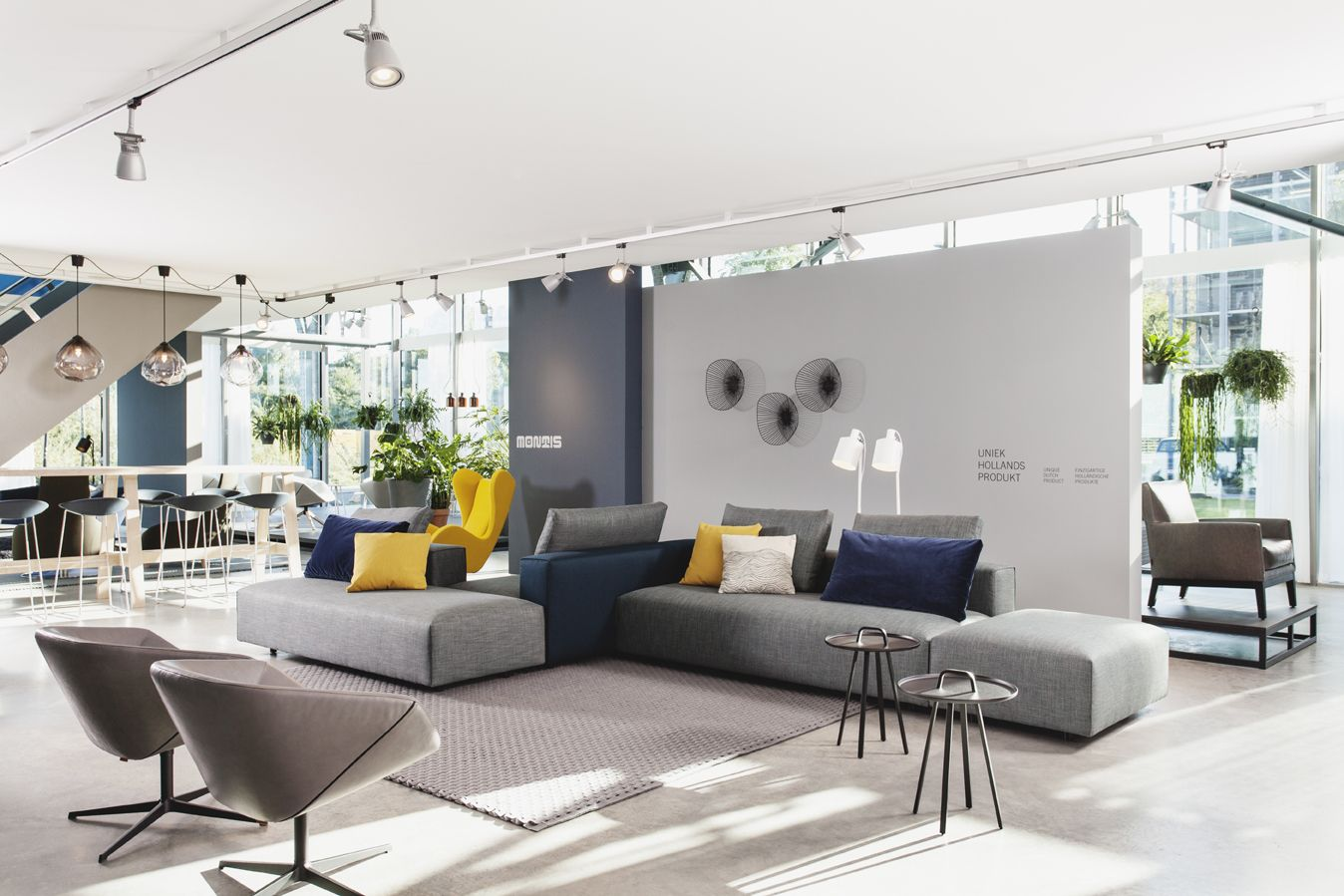Domino dick spierenburg cool chairs silo series yangon modern design showroom