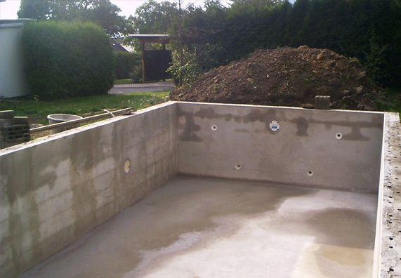 Pool selber bauen – Schritt für Schritt #poolimgartenideen