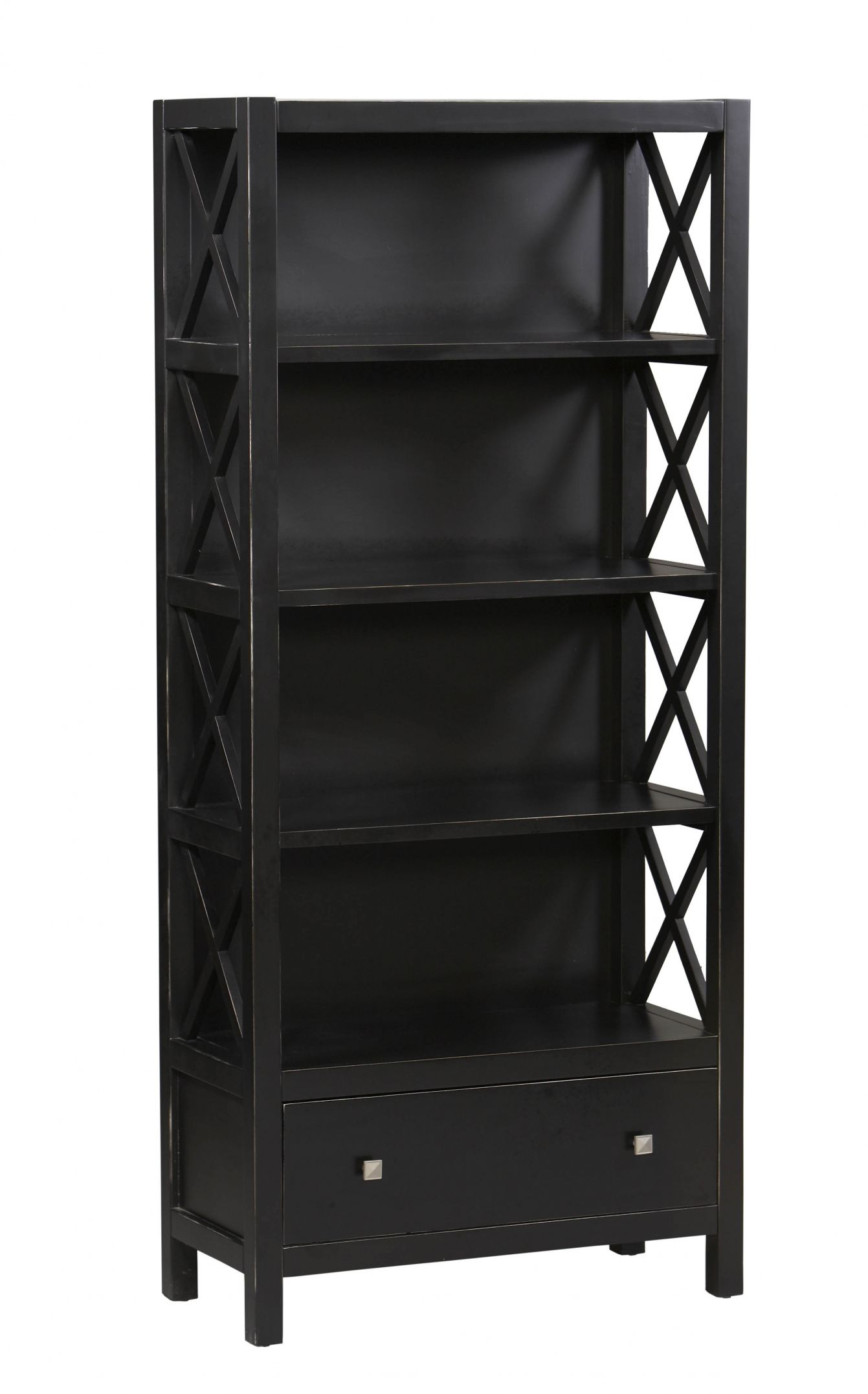 Tall Black Bookcase Best Modern Furniture Check More At Http Fiveinchfloppy