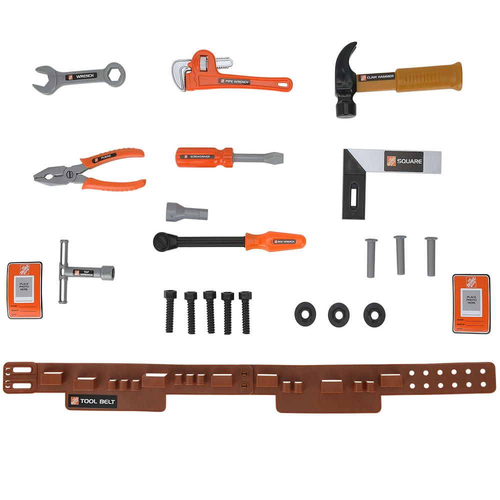 The Home Depot Tool Belt Set - Toys R Us - Toys \