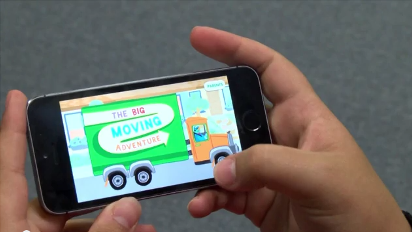 Sesame Workshop And National Center For Telehealth And Technology T2 Created The Big Moving Adventure App Military Kids Telehealth Research And Development