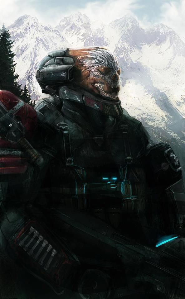 It S Been An Honor Sir Warrant Officer Emile A239 Halo Armor Halo Reach Halo Spartan
