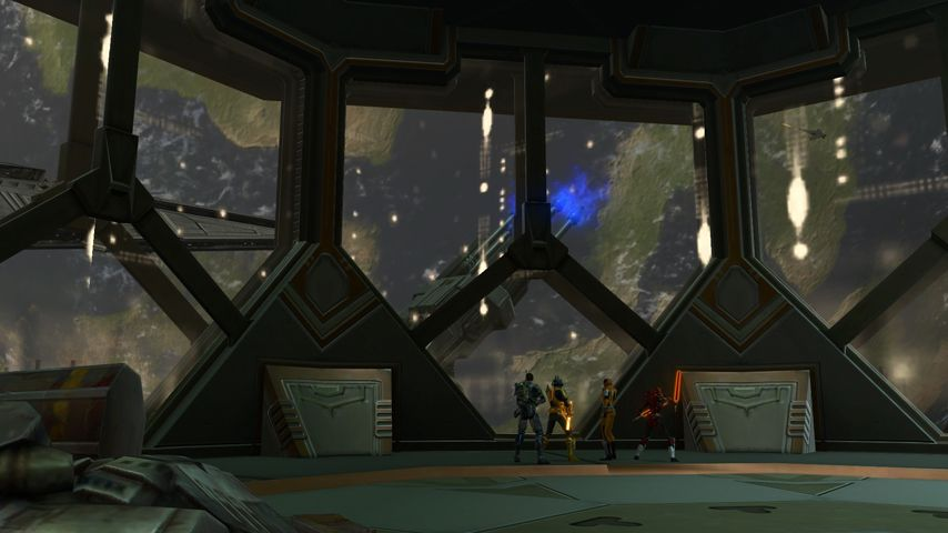 New Article Flashpoint Kuat Drive Yards The Old Republic