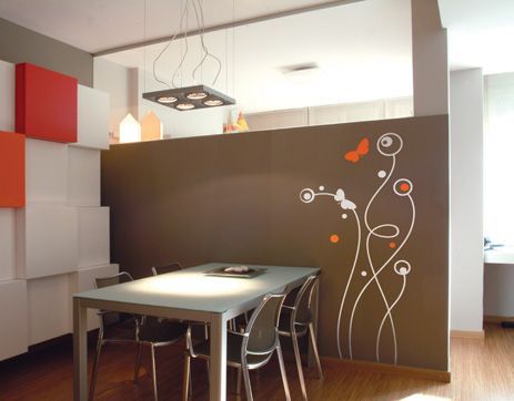 Decorative panel - kitchen and dining