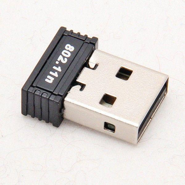 Wifi LAN USB Dongle Wireless Network Adapter 802.11N