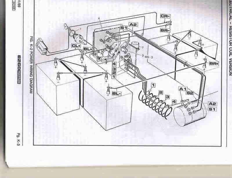 western golf cart wiring diagram: photo : golf cart controller golf car  controller controller images