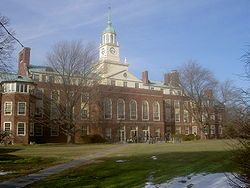 IAS Princetonプリンストン高等研究所