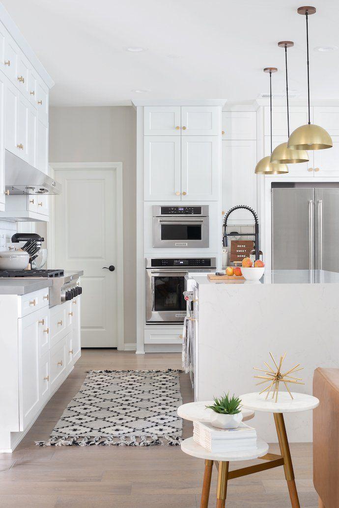 an interior designer s monochromatic modern farmhouse interior design kitchen home decor on kitchen interior farmhouse id=44022
