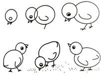 preschool lesson plan and activities birds - Drawing For Preschoolers