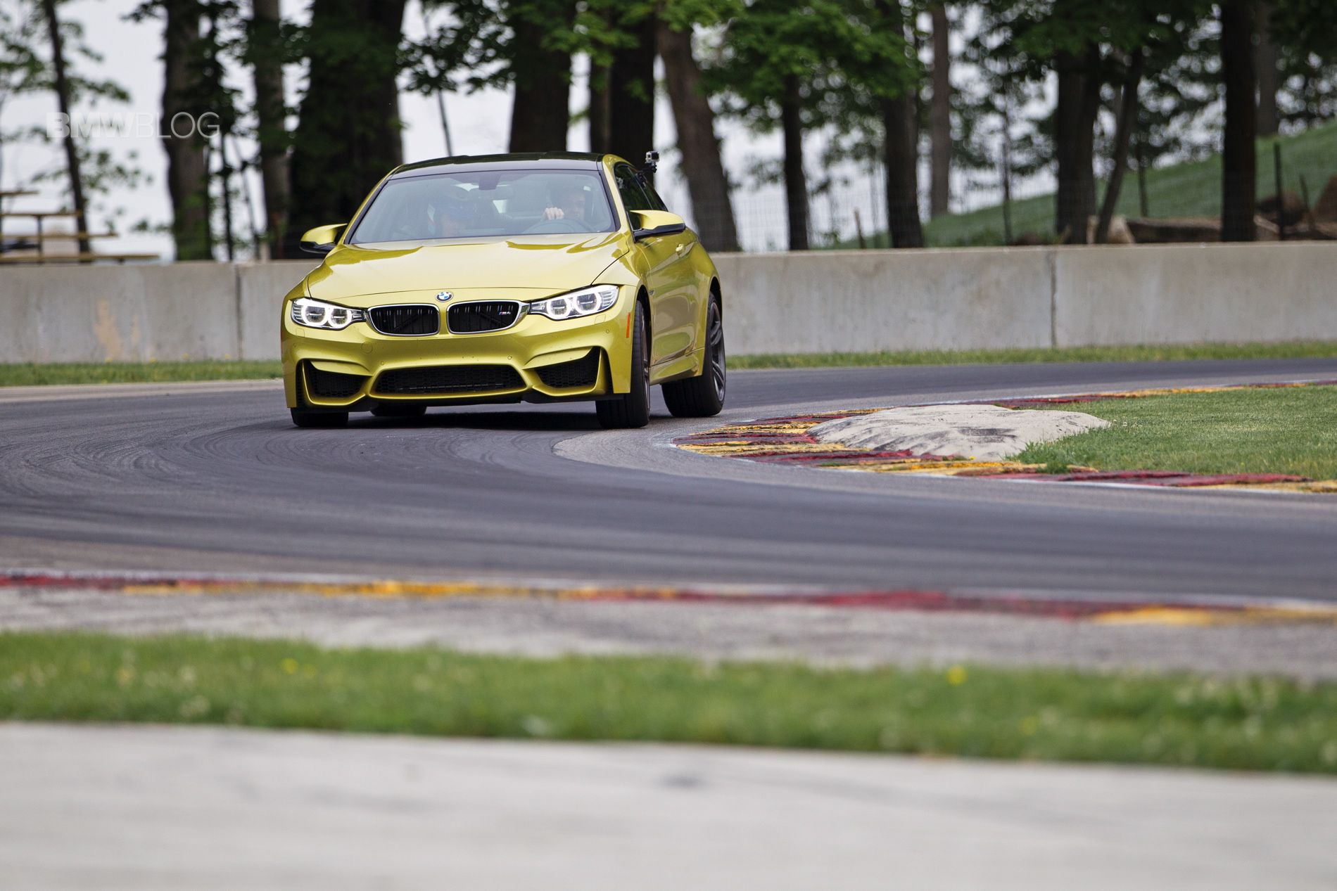 Here Is How To Properly Drift A BMW M4