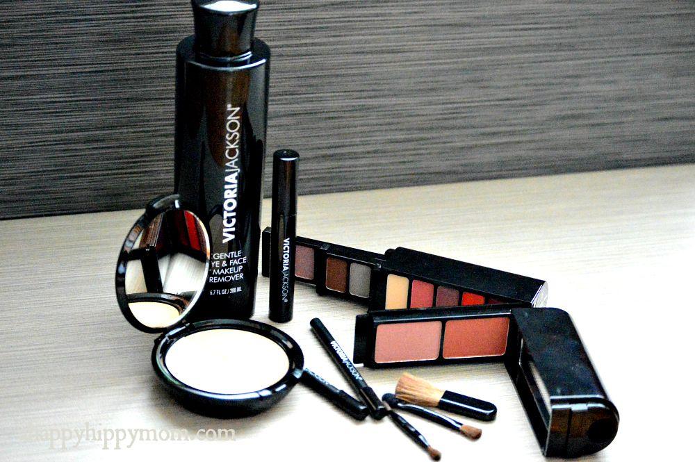 Victoria Jackson Cosmetics Review Victoria's Foundation