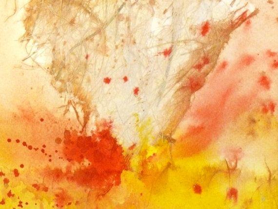 Abstract Original Southwestern Decor, Original Abstract Painting ...