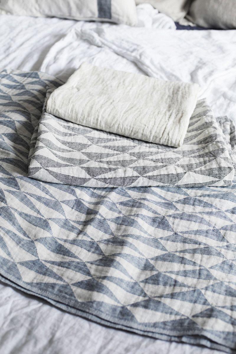triano linen blanket lapuan kankurit home pinterest blanket