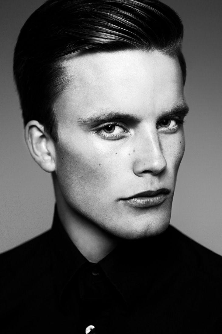 model face portrait - photo #23