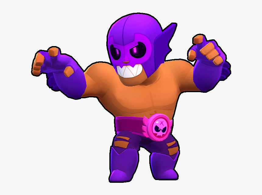 Brawl Stars Wiki Brawl Stars El Primo Skins Hd Png Download Is Free Transparent Png Image To Explore More Similar Hd Image On Pn In 2020 Brawl Star Character Stars
