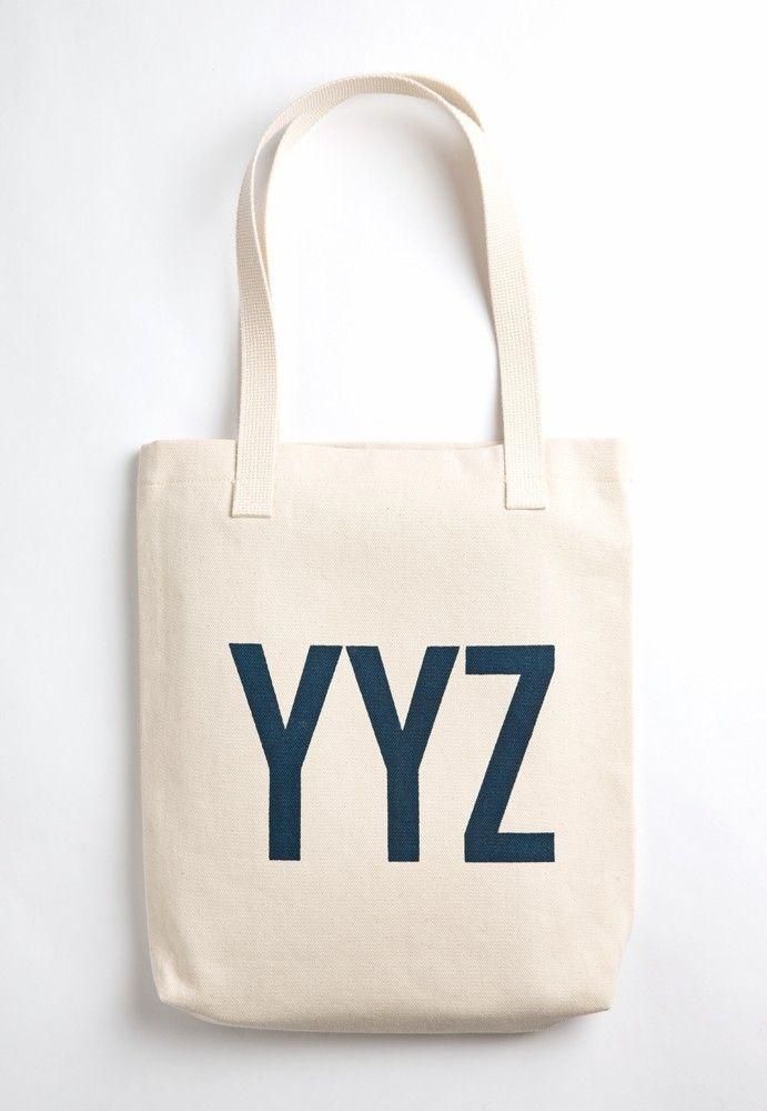 Brika At Hudson S Bay Yyz Tote Bag 24