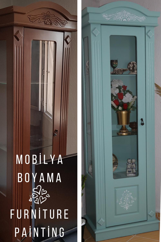 Vitrin Boyama Mobilya Boyama 2020 Mobilya Boyama Mobilya Furniture