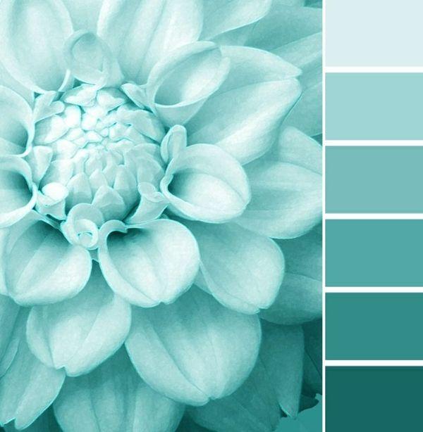 Wandfarbe Türkis 30 frische farbideen für wandfarbe in türkis wandfarbe türkis und