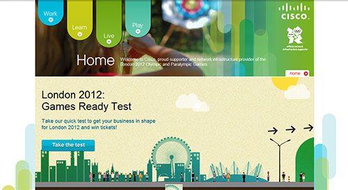 Spectacular Event Website Designs