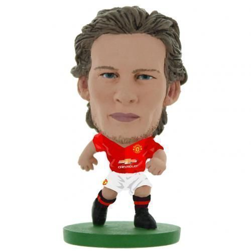 09938e3ad Manchester United F C - Daley Blind - soccerstarz figure - 2 inches tall -  season 2017