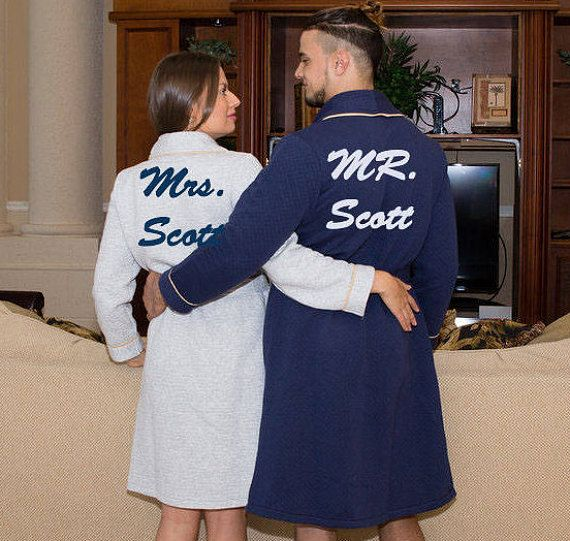 ba3468593b PERSONALIZED Robes