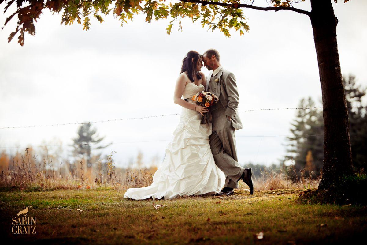 Beautiful fall wedding in Vermont. #theinnatroundbarnfarm ...