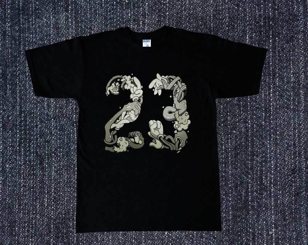 3a09cbbeae6 Space Jam 23 T Shirt to match Air Jordan 11 Space Jam 11 shoes Gildan S -  2XL #fashion #clothing #shoes #accessories #mensclothing #shirts (ebay link)