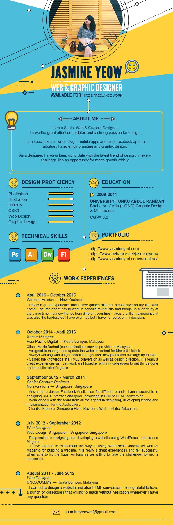 Resume Cv Best Template Collection Creative Resume Template Cv