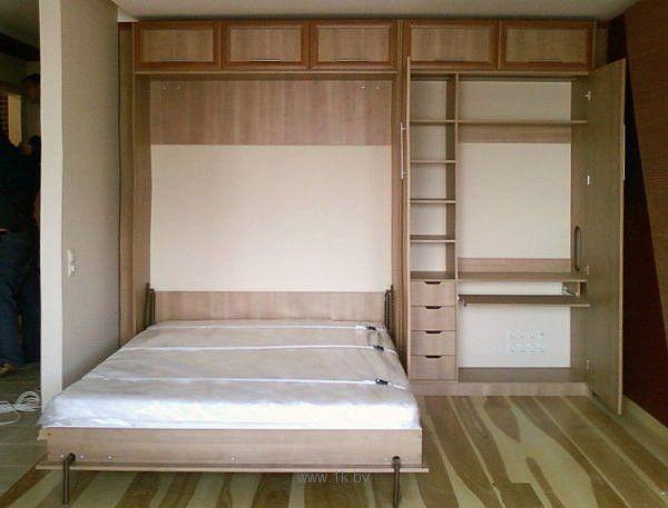 шкаф кроватьоткидная кроватьшкаф трансформер мебель